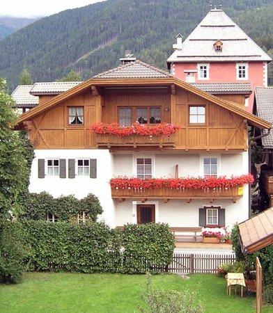 Foto estiva di presentazione Friedlerhof - Appartamenti in agriturismo 2 fiori