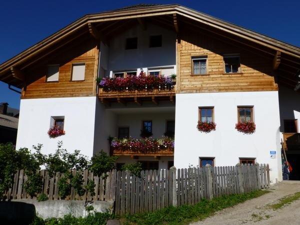 Foto estiva di presentazione Kaflhof - Appartamenti in agriturismo 2 fiori