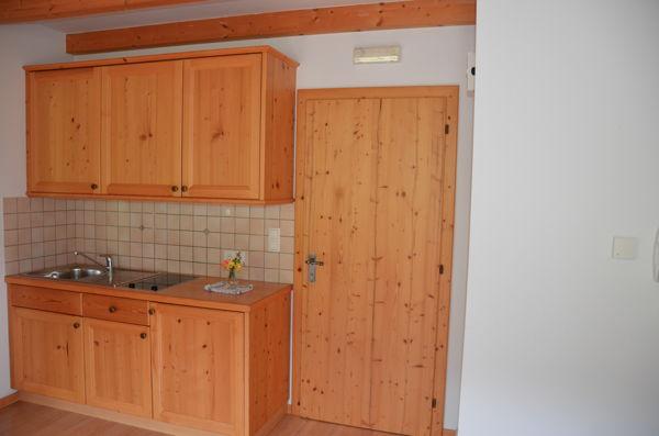 Foto della cucina Klaudehof
