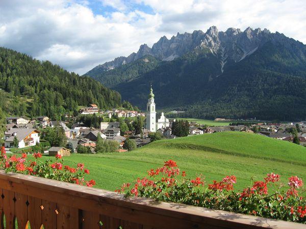Foto del balcone Klaudehof