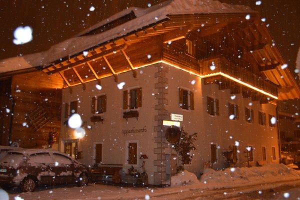 Foto invernale di presentazione Föstlhof - Appartamenti in agriturismo 2 fiori