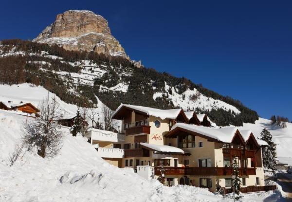 Foto invernale di presentazione Alpin Apartments