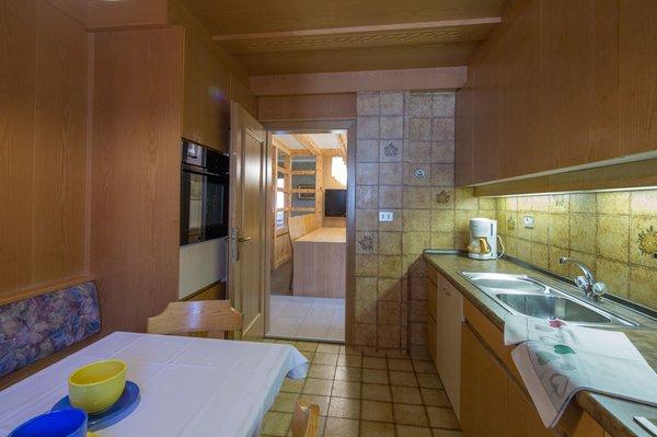 Foto della cucina Alpin Apartments