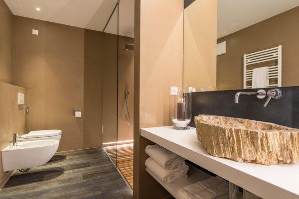Photo of the bathroom Hotel Adler Suite & Stube