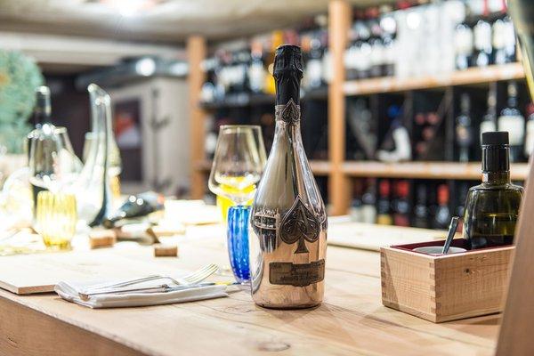 Wine cellar Villabassa / Niederdorf Adler Suite & Stube