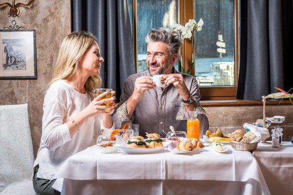 The breakfast Hotel Adler Suite & Stube