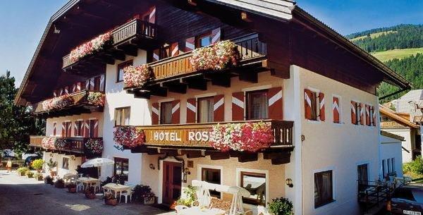hotel rose villabassa alta pusteria