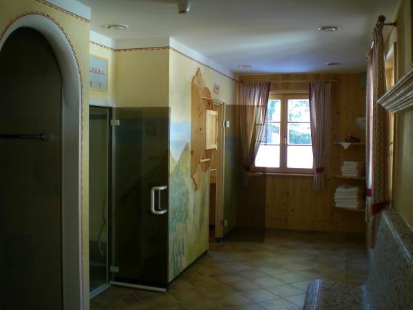 Foto della sauna Villabassa