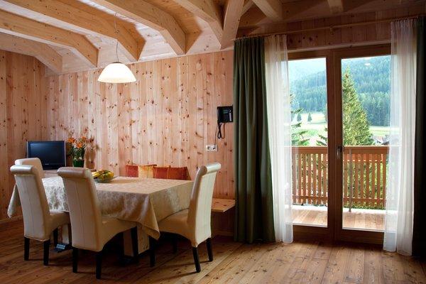 Der Wohnraum Garni-Appartments Helvetia