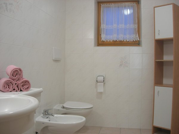 Photo of the bathroom Garni-Appartments Helvetia