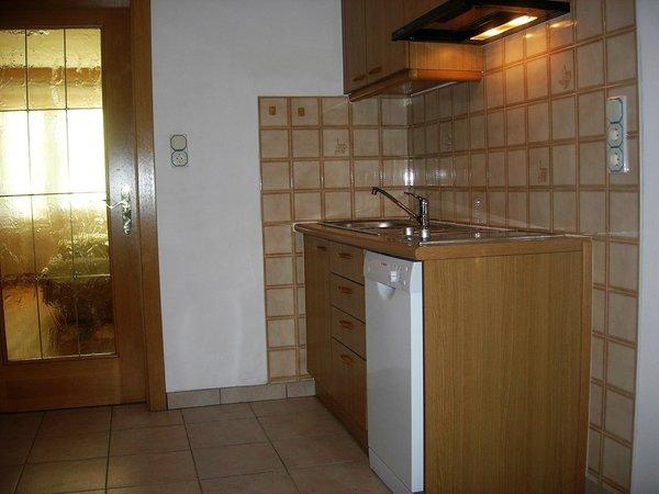 Foto der Küche Garni-Appartments Helvetia