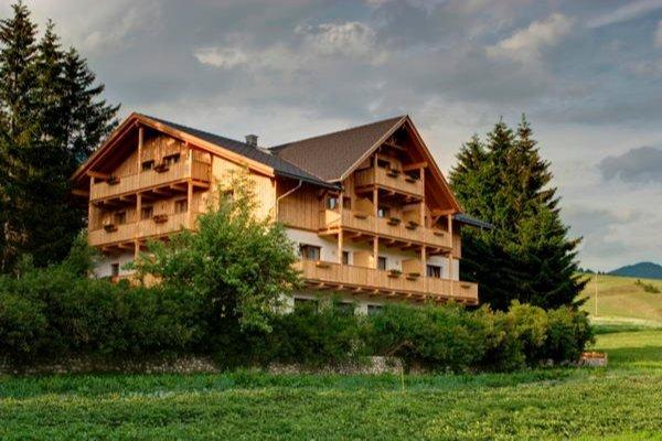 Foto estiva di presentazione Garni-Appartments Helvetia - Garni (B&B) + Appartamenti 3 stelle