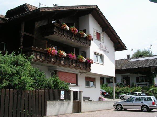 Foto estiva di presentazione Mairhofer - Residence 2 stelle