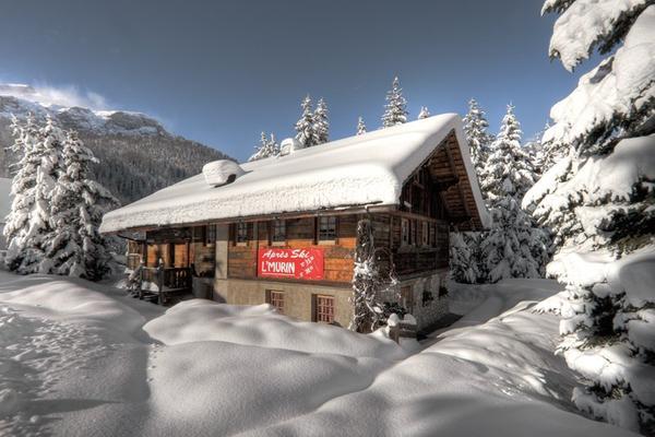 Foto estiva di presentazione Aprés ski Murin