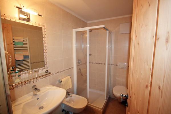 Photo of the bathroom Bed & Breakfast Haus Schmiedhofer