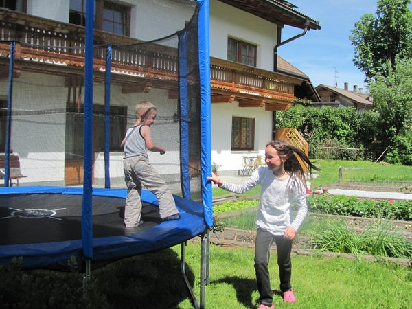 Foto del giardino Villabassa