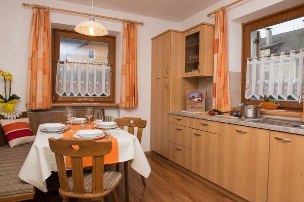 Foto della cucina Hoferhof