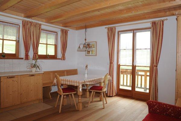 Il salotto Stifterhof - Appartamenti in agriturismo 3 fiori