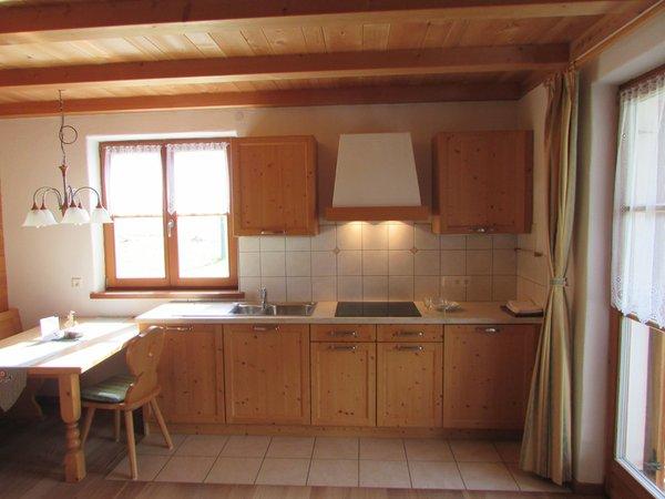 Foto della cucina Stifterhof