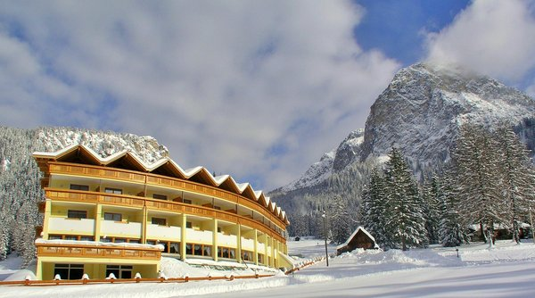 Winter presentation photo Hotel Asterbel - Mountain Refugium & Spa