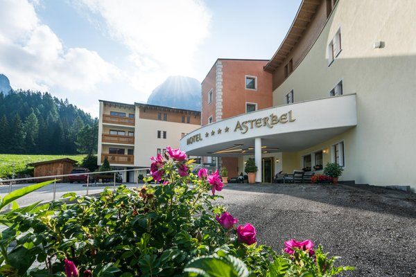 Summer presentation photo Hotel Asterbel - Mountain Refugium & Spa