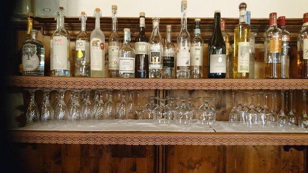 Foto von der Bar Hotel Mountain Refugium Hohe Gaisl