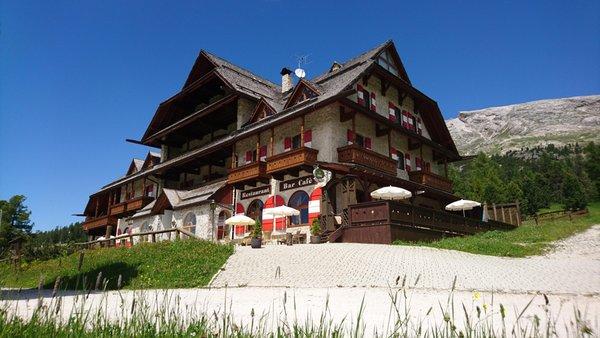 Sommer Präsentationsbild Hotel Mountain Refugium Hohe Gaisl