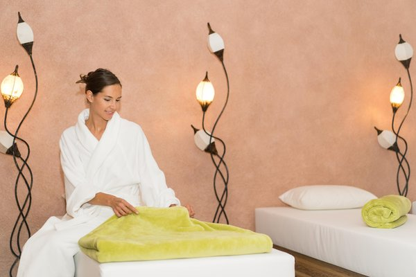 Foto vom Wellness-Bereich Hotel Mountain Refugium Hohe Gaisl