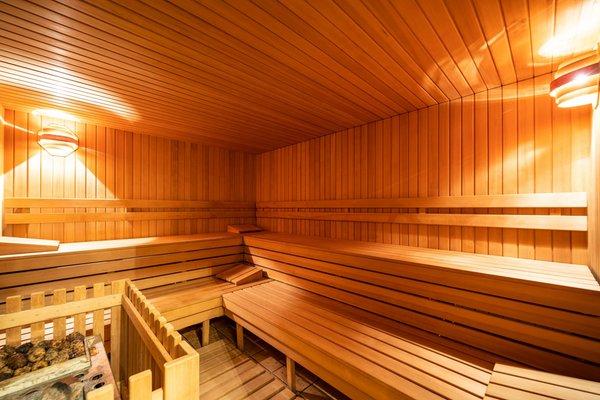 Foto der Sauna Prags