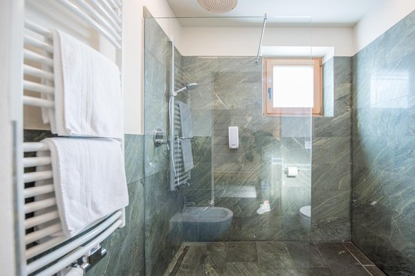 Photo of the bathroom Hotel Edelweiss