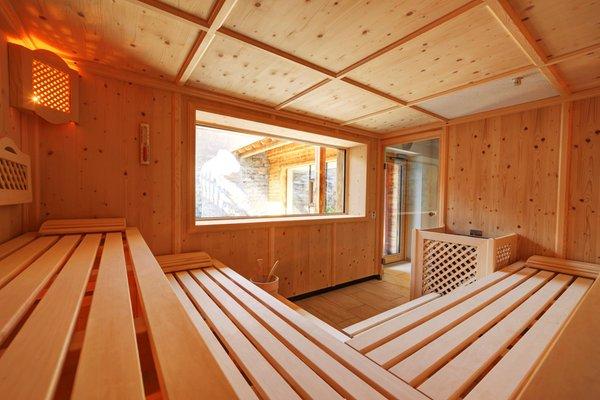 Foto della sauna Braies di Fuori