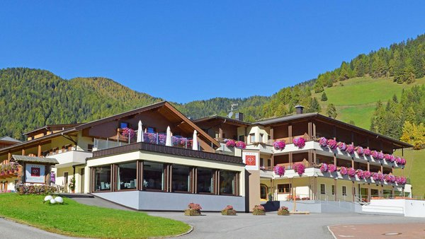 Summer presentation photo Hotel Trenker