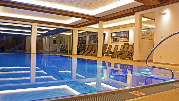 La piscina Trenker - Hotel 4 stelle