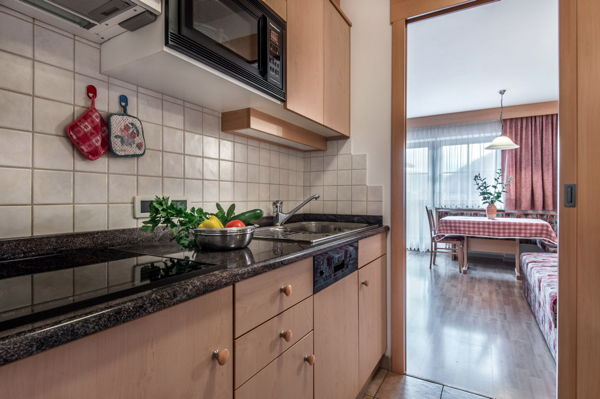 Photo of the kitchen Apartments Costa Burjada
