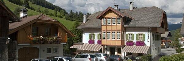 Foto estiva di presentazione Dolomiten - Albergo 2 stelle