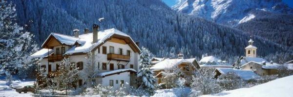 Foto invernale di presentazione Dolomiten - Albergo 2 stelle