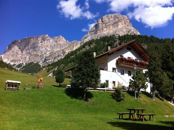 Sommer Präsentationsbild Dolomieu - Ferienwohnungen 3 Sonnen