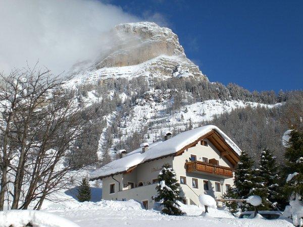 Winter Präsentationsbild Dolomieu - Ferienwohnungen 3 Sonnen