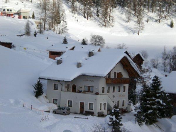 Foto Außenansicht im Winter Dolomieu