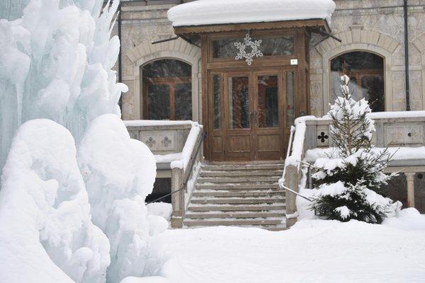 Winter presentation photo Hotel Park Des Dolomites