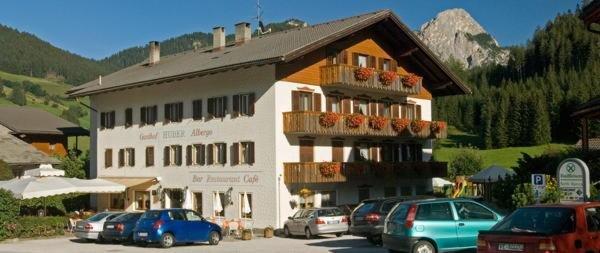 Summer presentation photo Hotel Huber