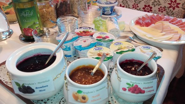 La colazione Bergheim - Pensione 1 stella