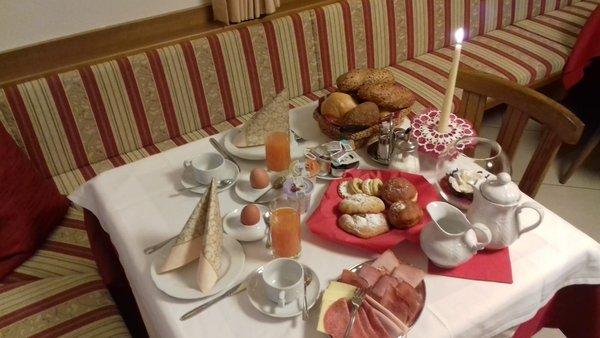 La colazione Bed & Breakfast Försterhaus