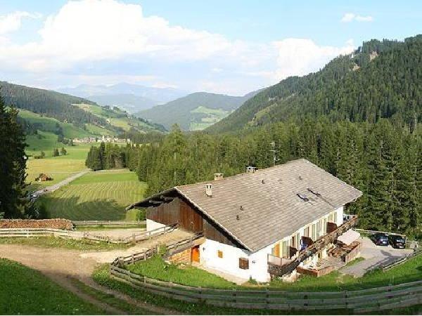 Foto estiva di presentazione Appartamenti in agriturismo Gstattlhof