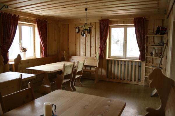 Le parti comuni Appartamenti in agriturismo Gstattlhof