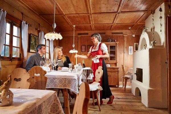 Foto della stube  Alpenwellnesshotel St. Veit