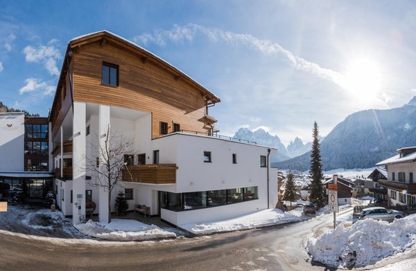 Foto invernale di presentazione Alpenwellnesshotel St. Veit - Hotel 4 stelle
