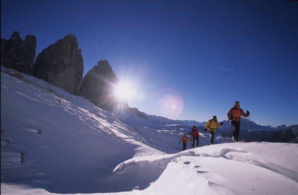 Attività invernali Alta Pusteria