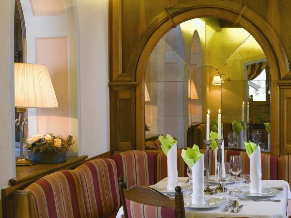 Il ristorante Moso (Sesto) Dolomites.Life.Hotel Alpenblick