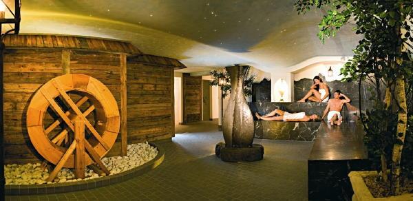Foto del wellness Dolomites.Life.Hotel Alpenblick